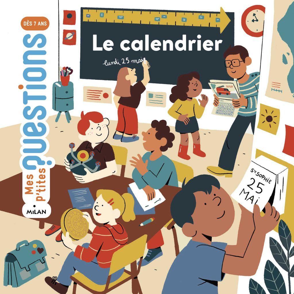 «Le calendrier» cover