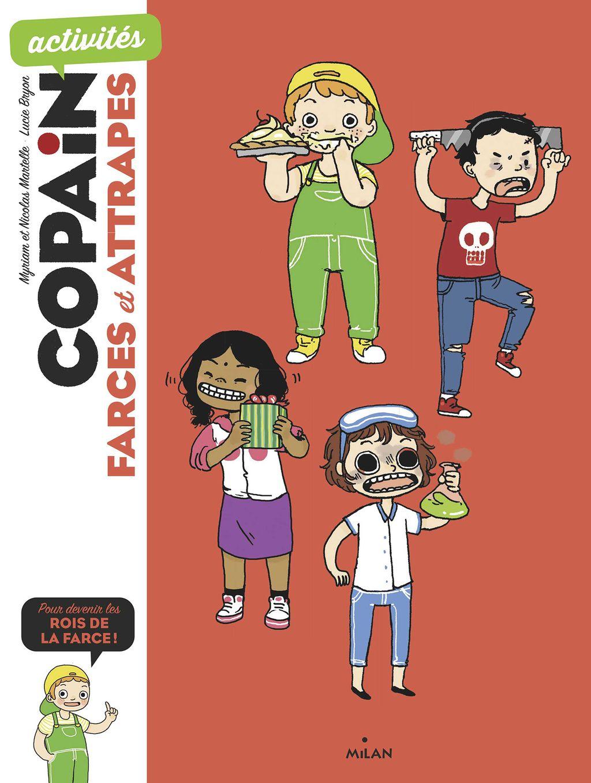 «Farces et attrapes» cover