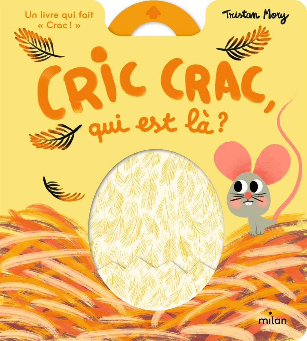 «Cric crac, qui est là ?» cover
