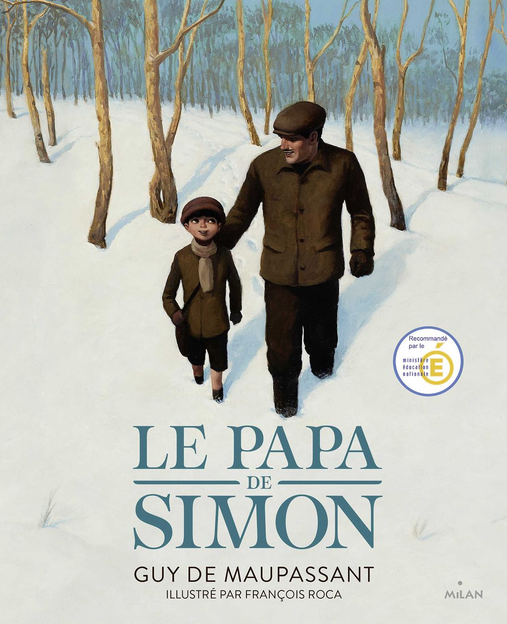 « Le papa de Simon » cover