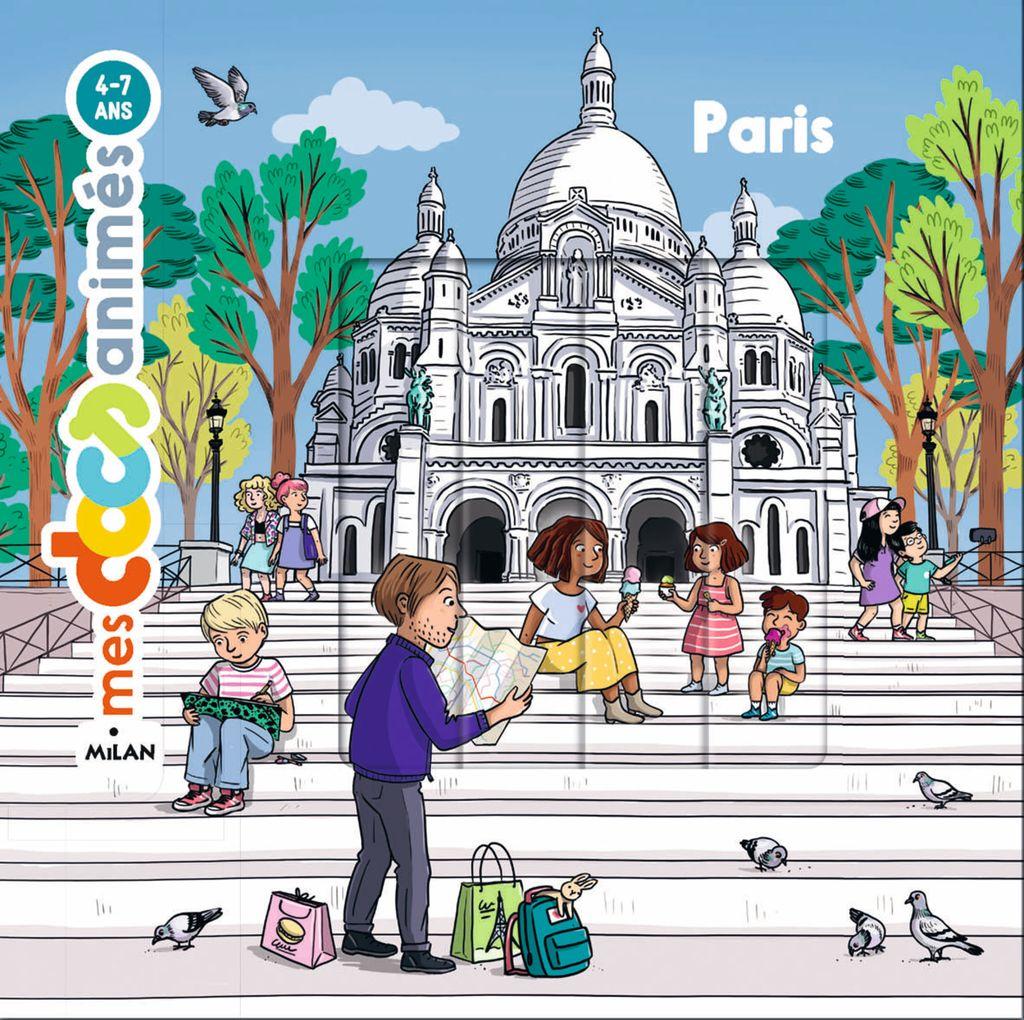 Couverture de «Paris»