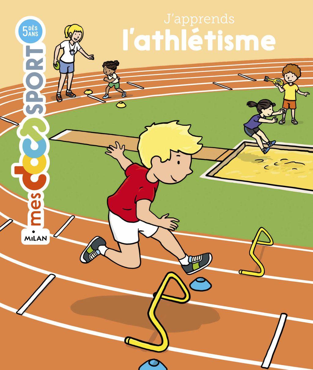 Couverture de «J'apprends l'athlétisme»