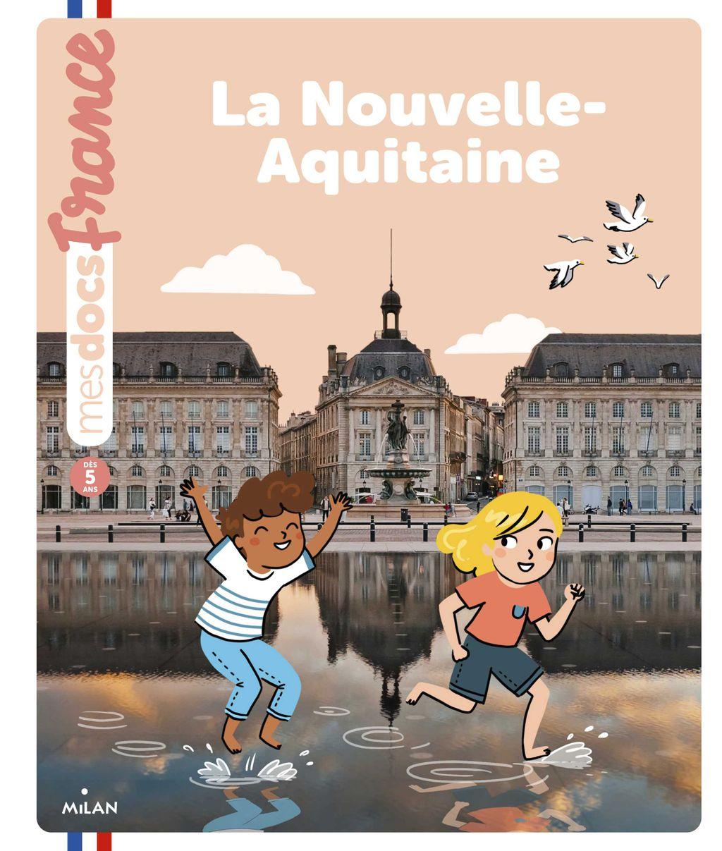 «La Nouvelle-Aquitaine» cover