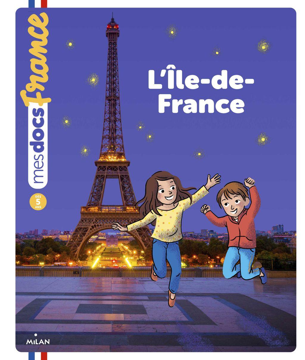 «L'Île-de-France» cover