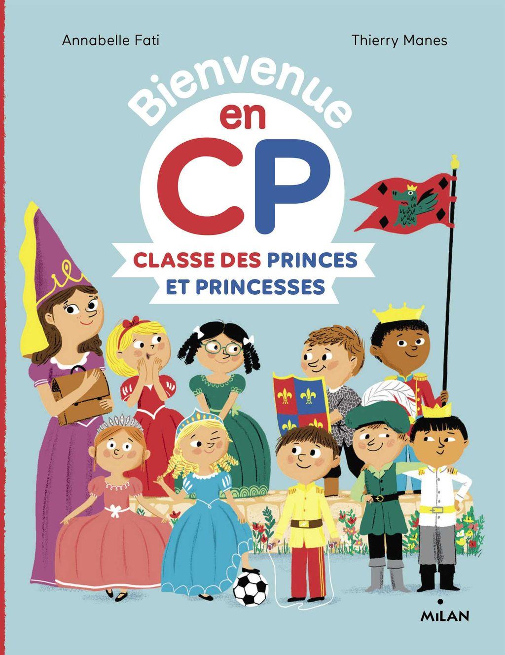 Couverture de «Classe des princes et princesses»