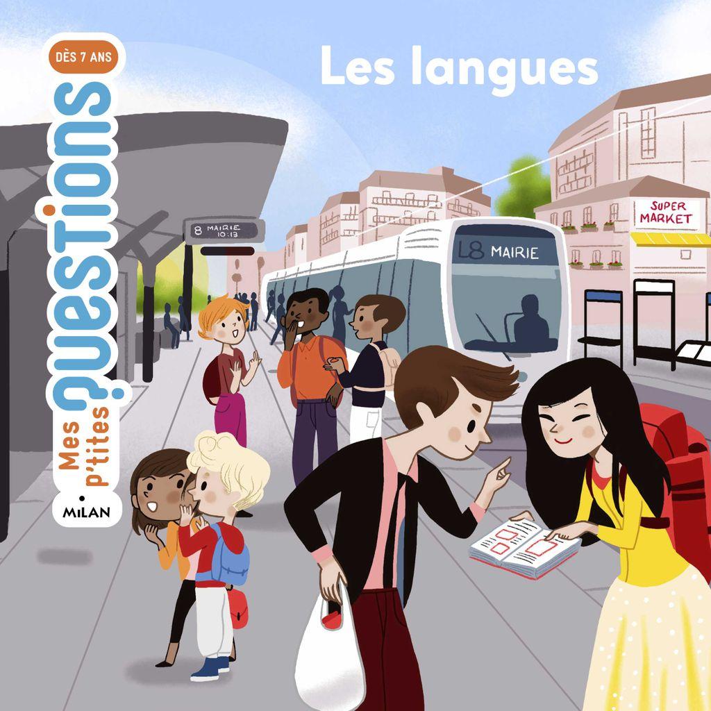 Couverture de «Les langues»