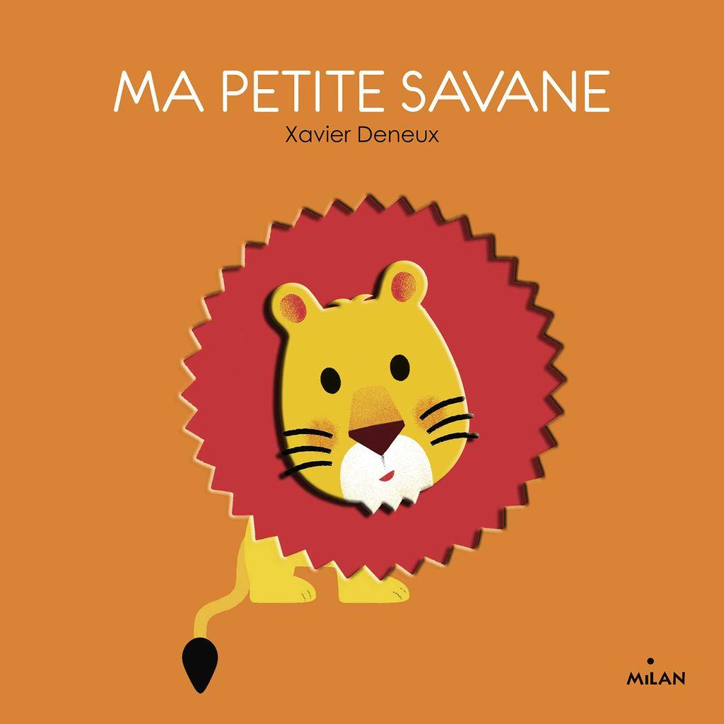 «Ma petite savane» cover
