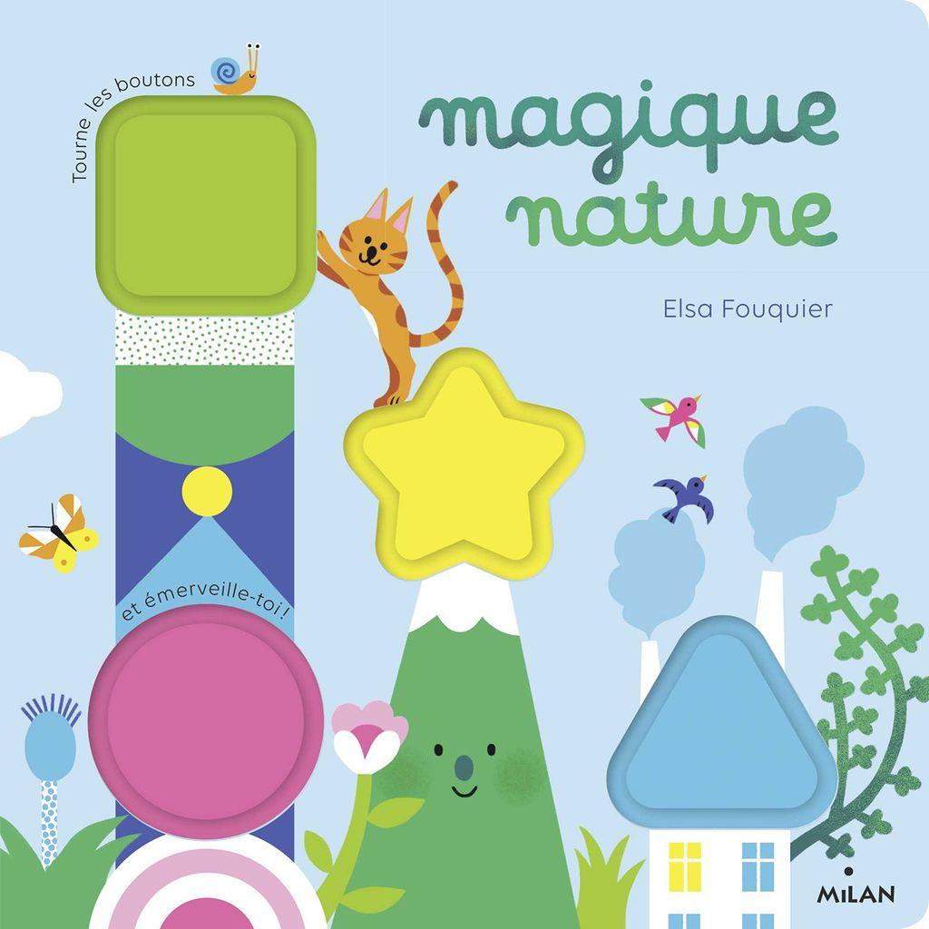 «Magique nature» cover