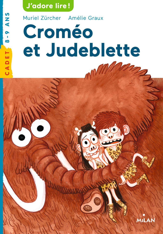 Couverture de «Croméo et Judeblette»