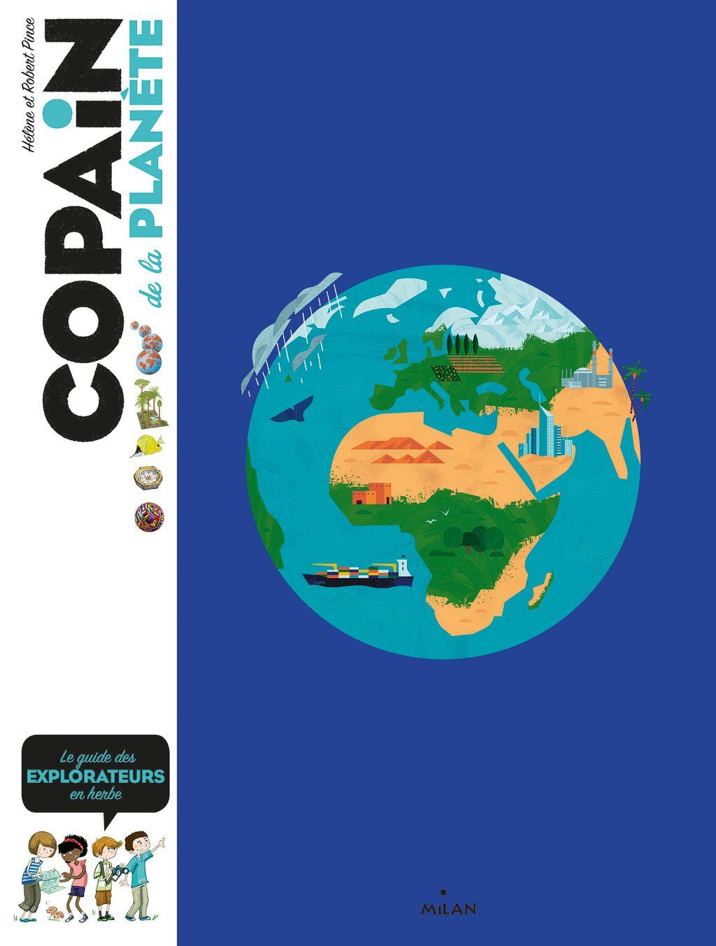 «Copain de la planète» cover