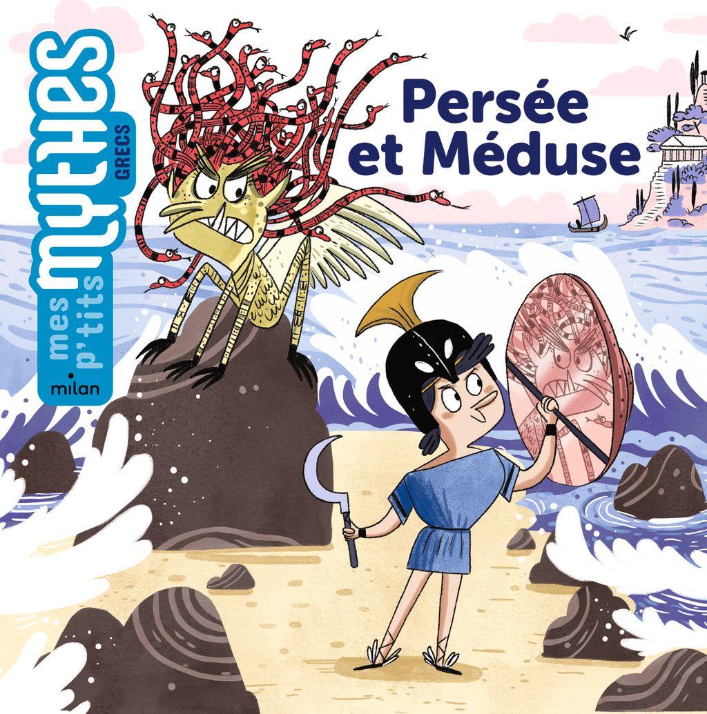 Couverture de «Persée et Méduse»