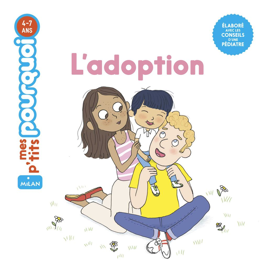 Couverture de «L'adoption»