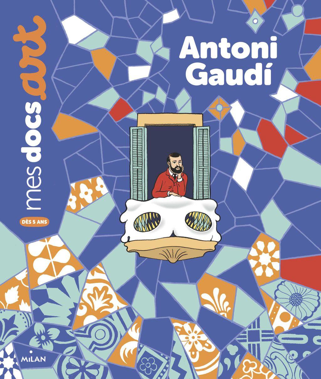 Couverture de «Antoni Gaudí»