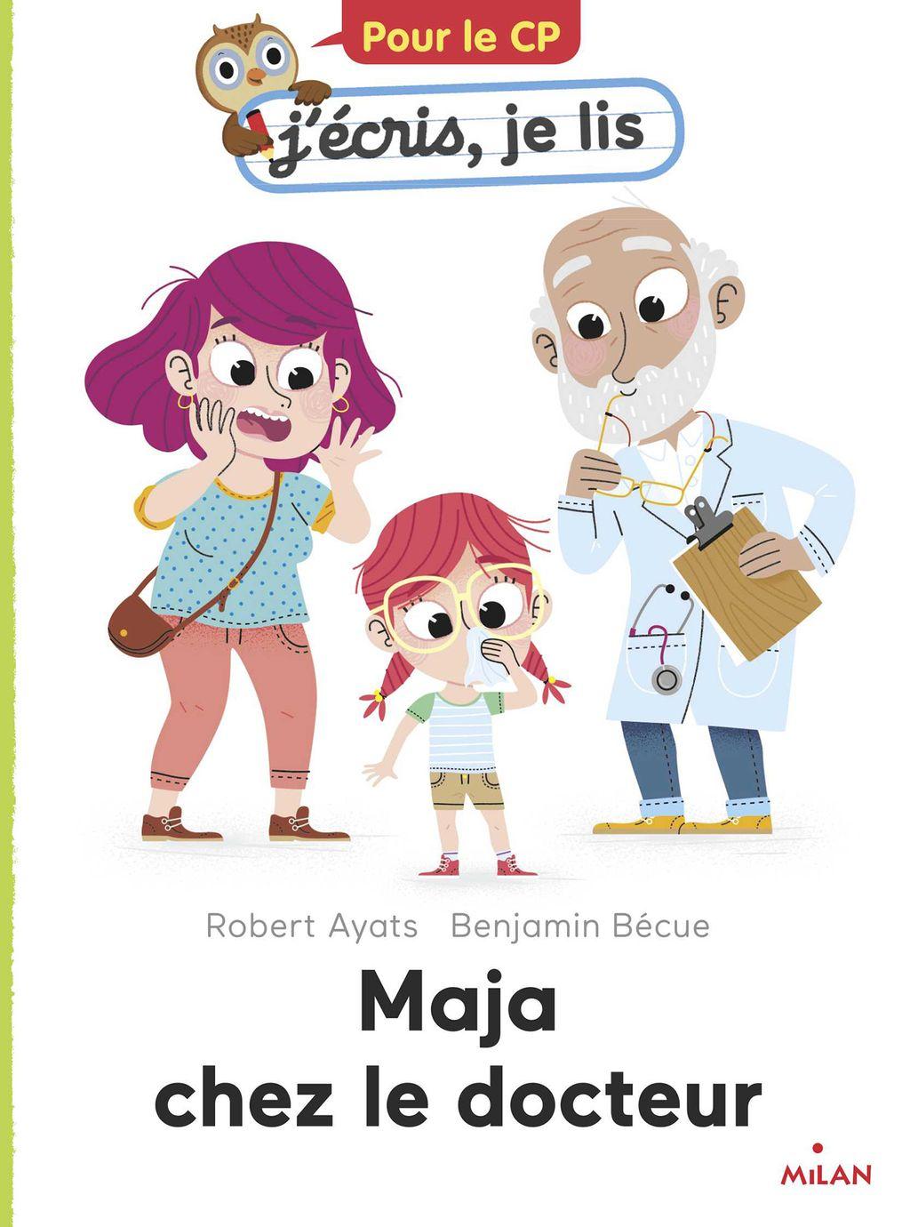 Couverture de «Maja chez le docteur»