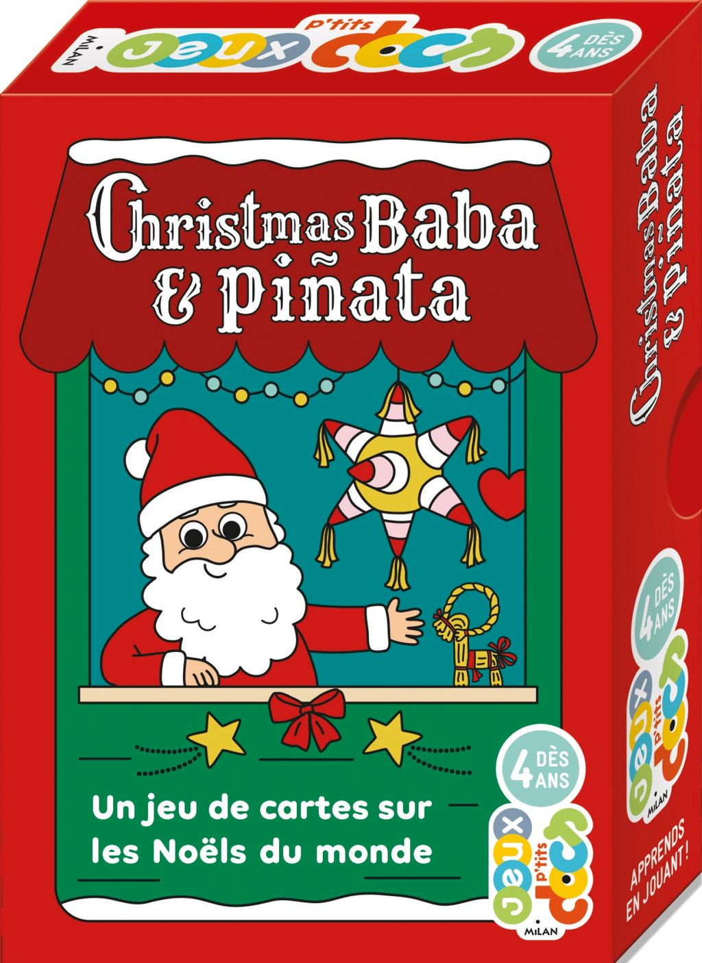 «Christmas baba et pinata» cover