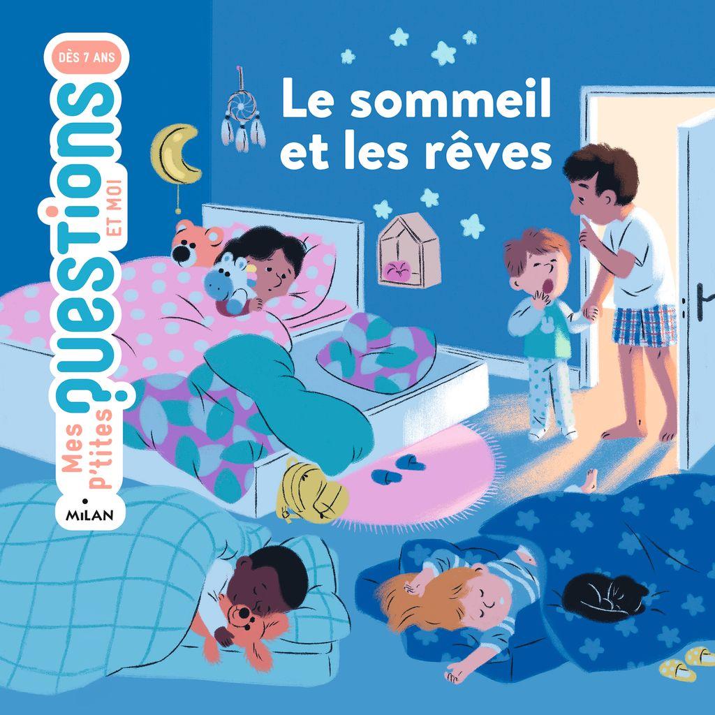 Couverture de «Le sommeil et les rêves»