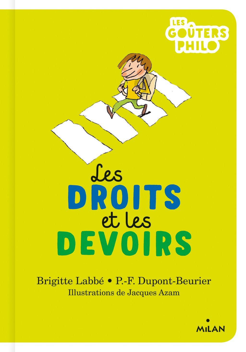 «Les droits et les devoirs» cover