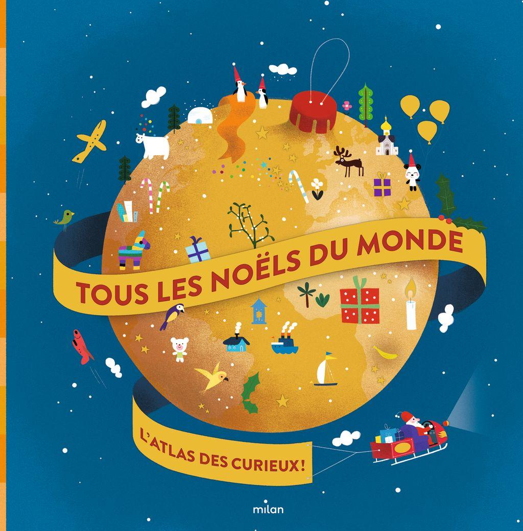 Couverture de «Tous les Noëls du monde»