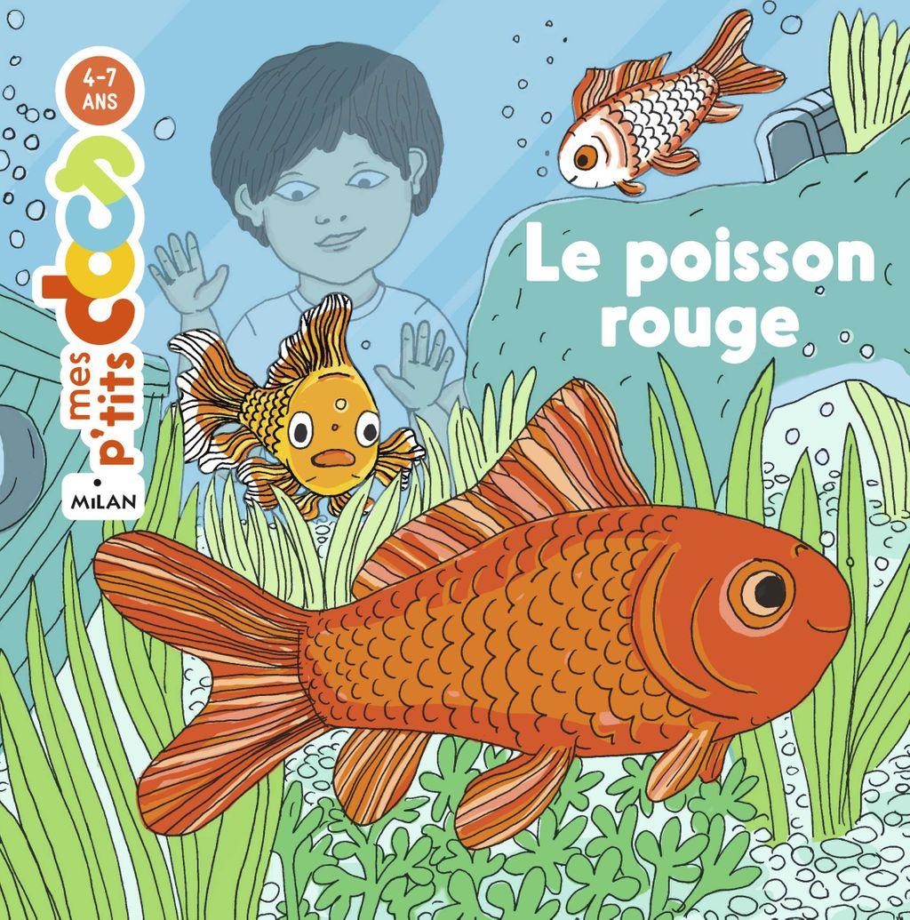 Couverture de «Le poisson rouge»