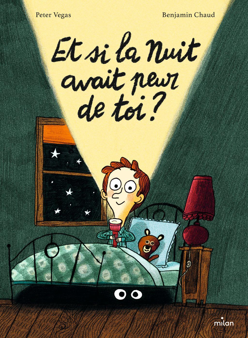 Couverture de «Et si la Nuit avait peur de toi?»