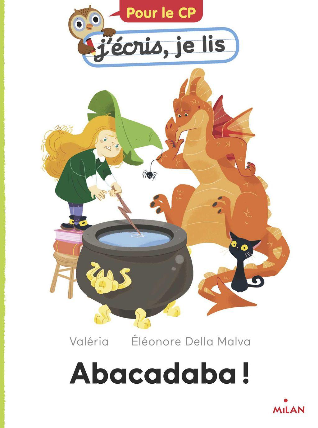 Couverture de «Abacadaba!»