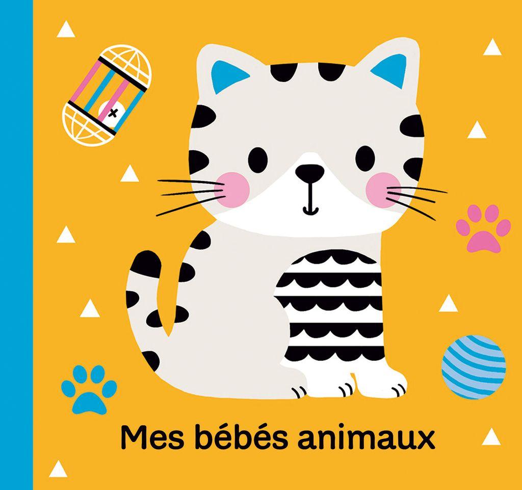 Couverture de «Mes bébés animaux»