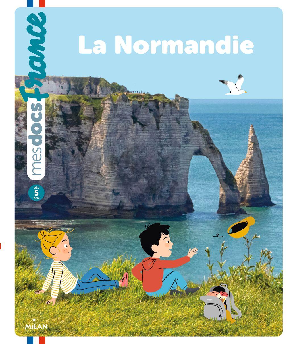 Couverture de «La Normandie»