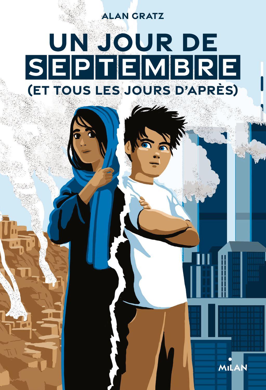 Couverture de «Un jour de septembre (et tous les jours d'après)»