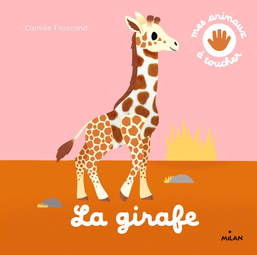 Couverture de «La girafe»
