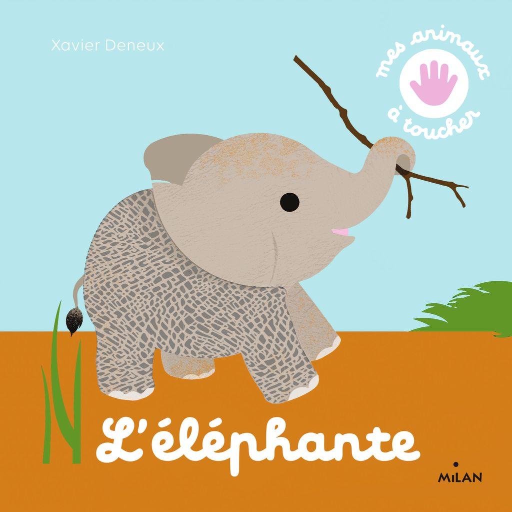 Couverture de «L'éléphante»