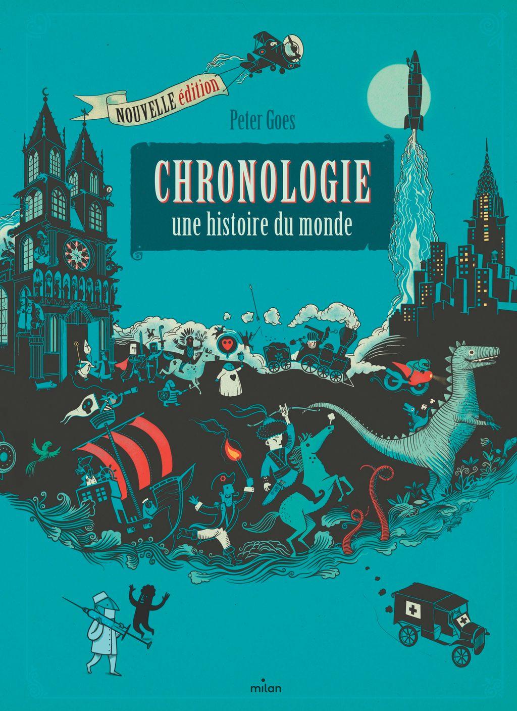 Couverture de «Chronologie»