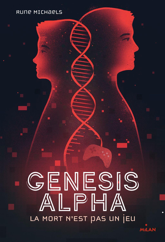 Couverture de «Genesis Alpha»