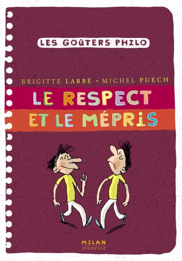 «Le respect et le mépris» cover