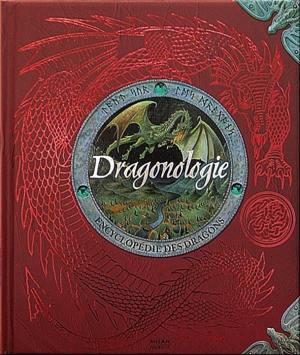 Couverture de «Dragonologie, l'encyclopédie des dragons»
