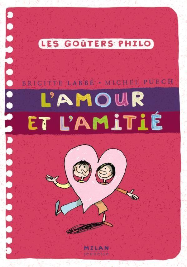 «L'amour et l'amitié» cover