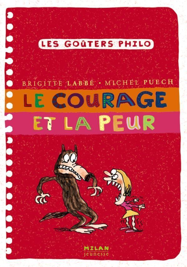 «Le courage et la peur» cover