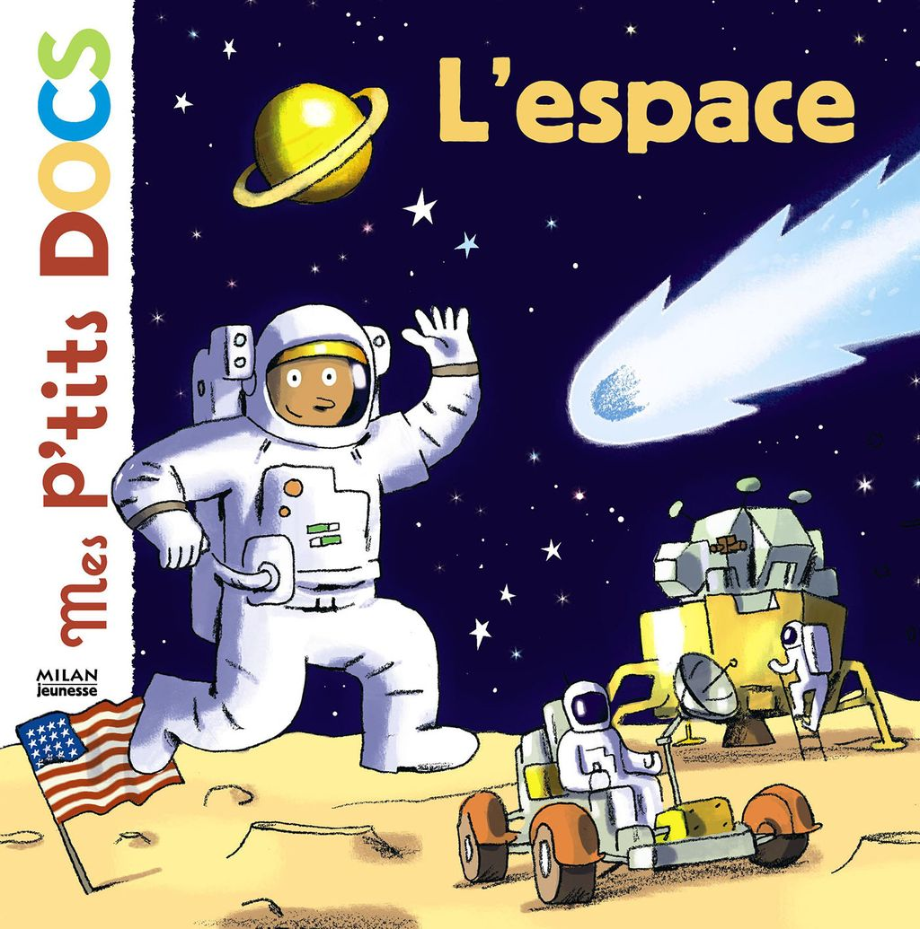 «L'espace» cover