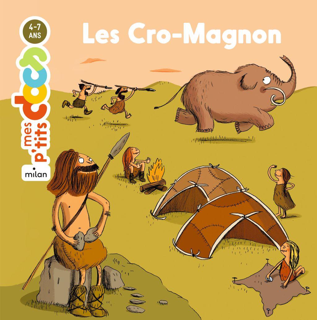 Couverture de «Les Cro-Magnon»