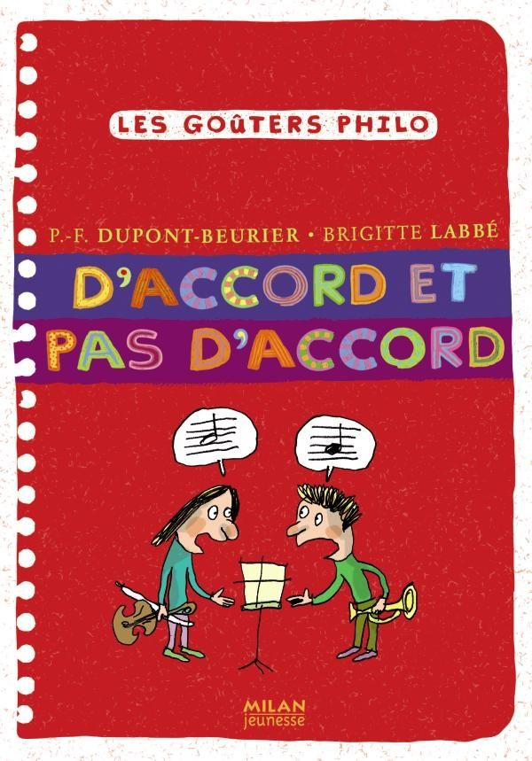 «D'accord pas d'accord» cover