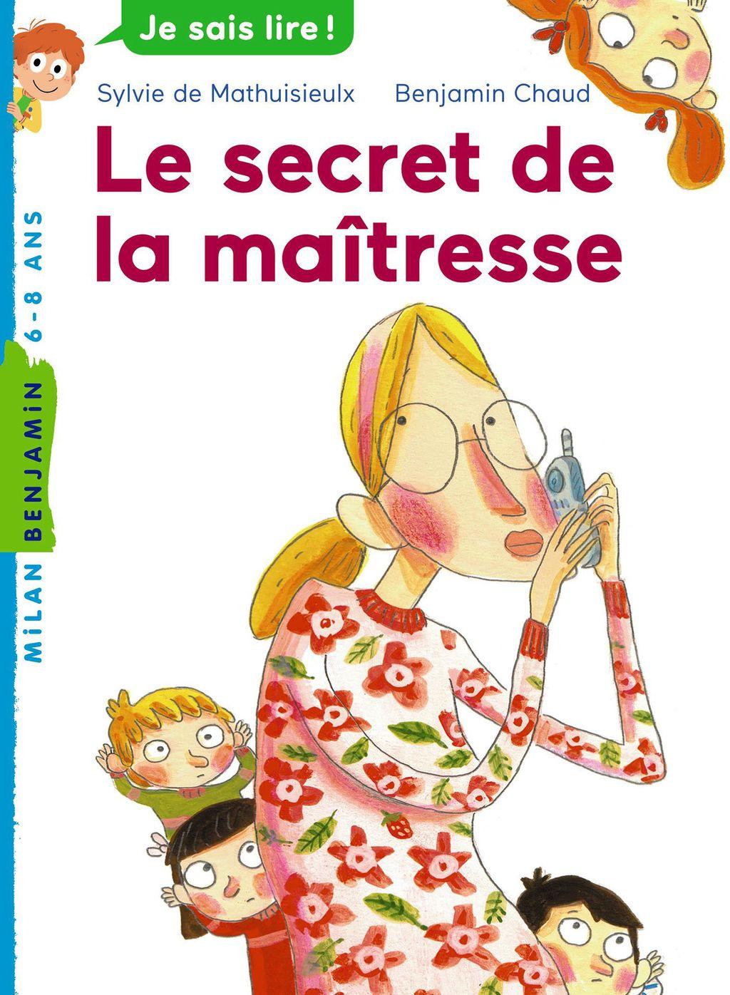 «Le secret de la maîtresse» cover