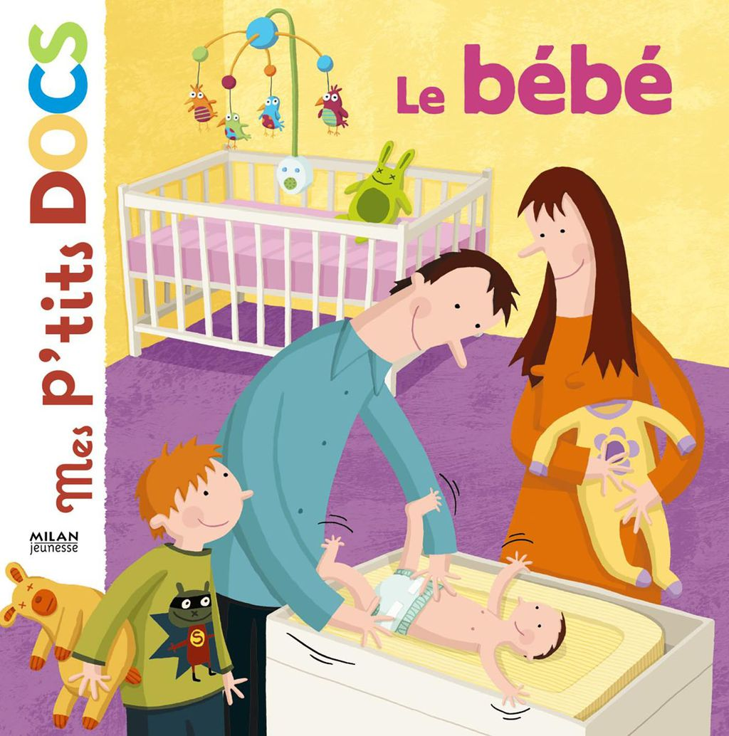 «Le bébé» cover