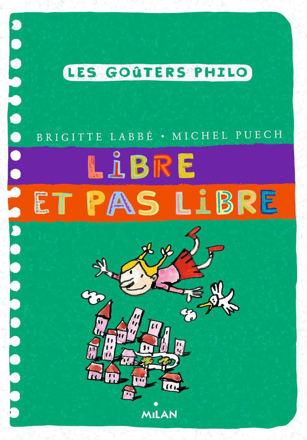 «Libre et pas libre» cover