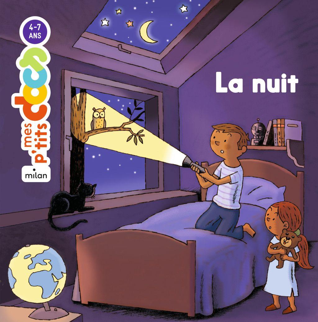 Couverture de «La nuit»
