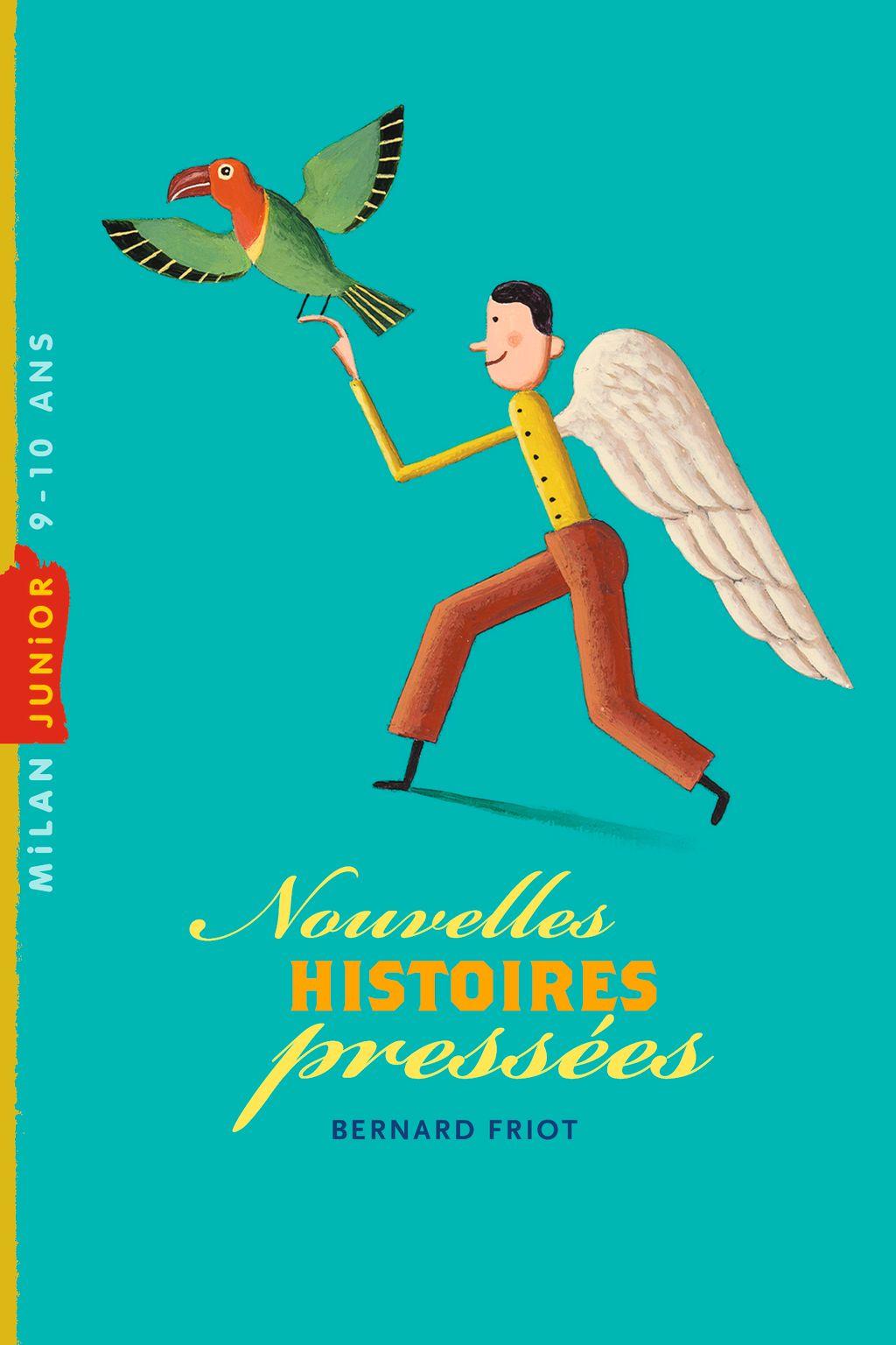 «Nouvelles histoires pressées» cover
