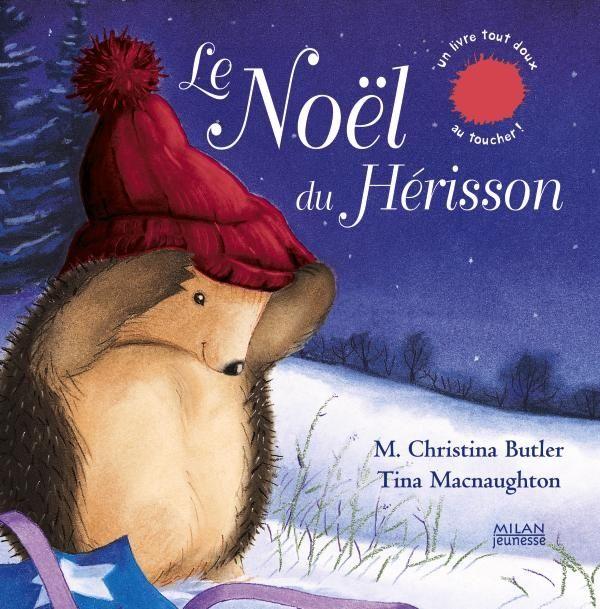 Couverture de «Le Noël du hérisson (tout carton)»