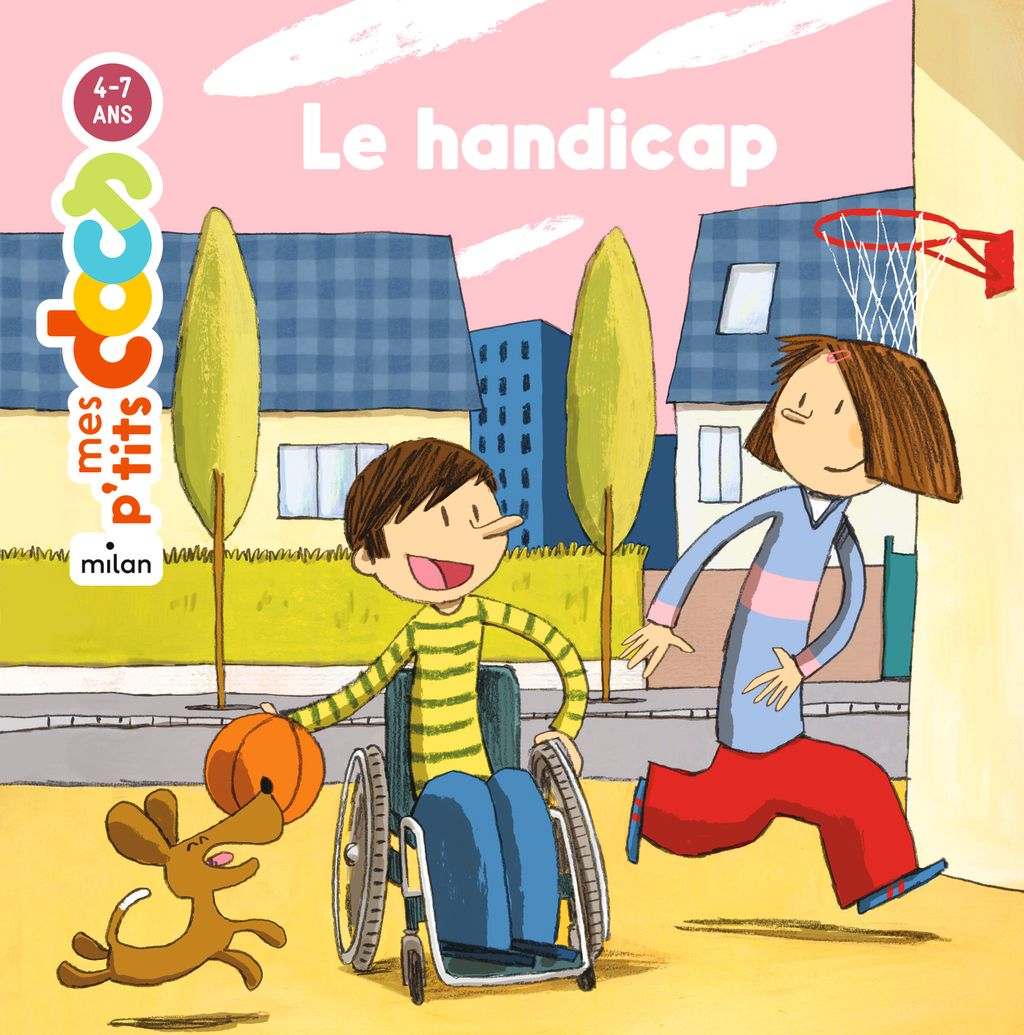 Couverture de « Le handicap »