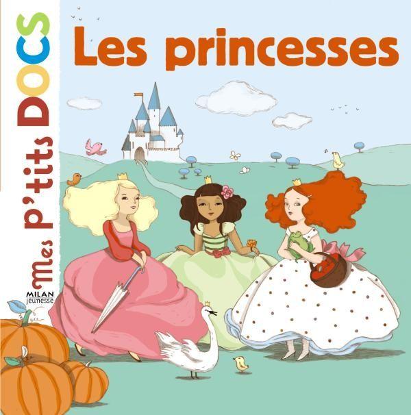 «Les princesses» cover