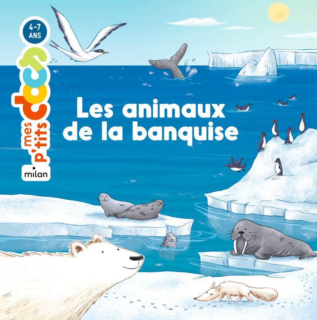«Les animaux de la banquise» cover