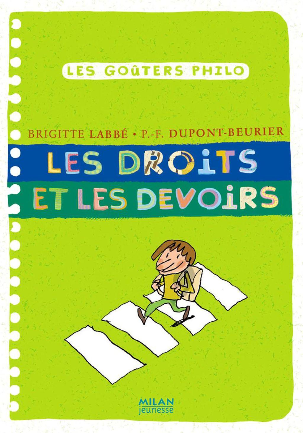 Couverture de «Les droits et les devoirs»