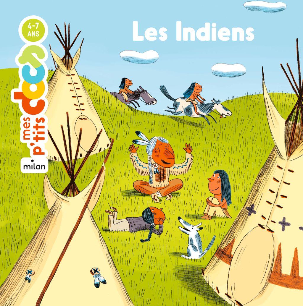 Couverture de «Les Indiens»